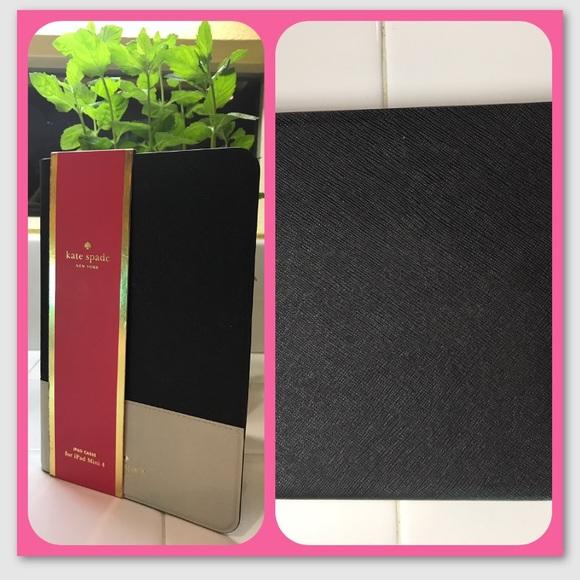 finest selection 4828c cc98c Brand New! Authentic Kate Spade iPad Mini 4 Case NWT
